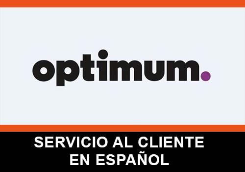Optimum telefono servicio al cliente en español