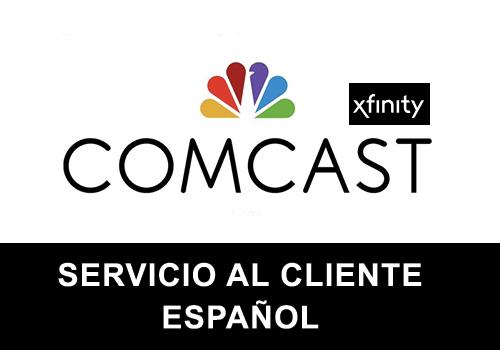 Comcast Xfinity telefono servicio al cliente en español