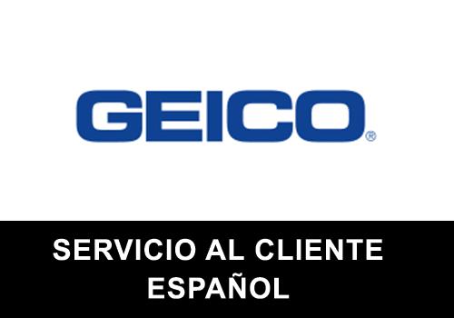 Geico telefono servicio al cliente en español