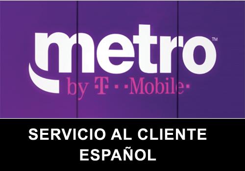 Metro PCS telefono servicio al cliente en español