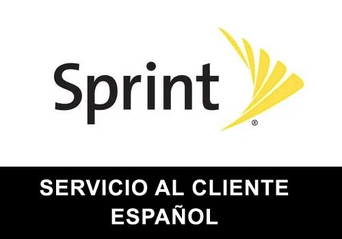 Sprint telefono servicio al cliente en español