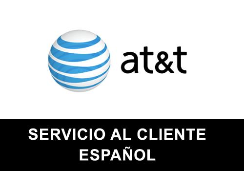 AT&T telefono servicio al cliente en español