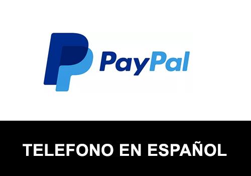 Paypal telefono servicio al cliente en español