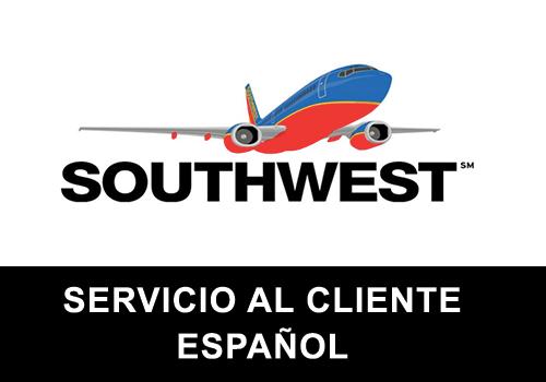 Southwest Airlines telefono servicio al cliente en español