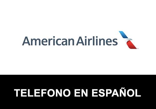 American Airlines telefono servicio al cliente en español