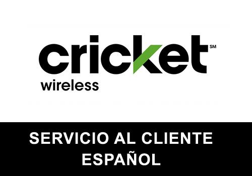 Cricket telefono servicio al cliente en español