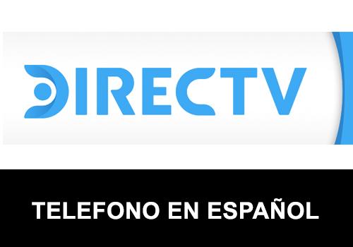 DIRECTV telefono servicio al cliente en español