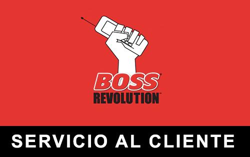 Boss Revolution telefono servicio al cliente en español