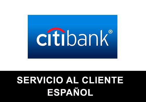 Citibank telefono servicio al cliente en español