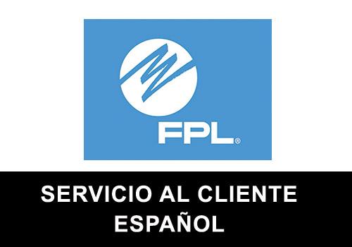 FPL telefono servicio al cliente en español