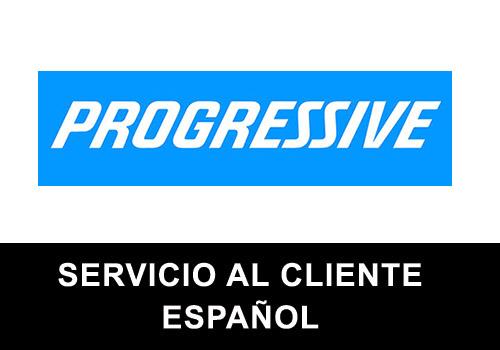 Progressive telefono servicio al cliente en español