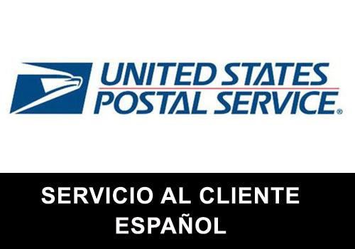 USPS telefono servicio al cliente en español