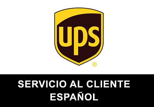 Ups telefono servicio al cliente en español
